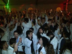 White Fartuch Party na Medykaliach - Nocne życie Trójmiasta
