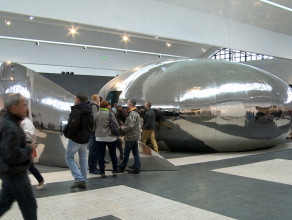 Tłumy na otwarciu Muzeum Emigracji w Gdyni