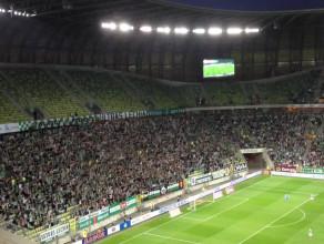 Frekwencja na Lechia - Legia