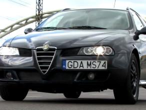 Alfa Romeo 156 Q4 Crosswagon. Trzeba się bać?