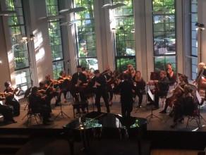 Koncert Dyplomantów Akademii Muzycznej - Felix Mendellsohn - Bartholdy