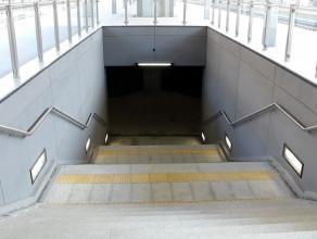 Gotowe perony na stacji we Wrzeszczu