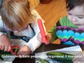 Montessori - plan dnia