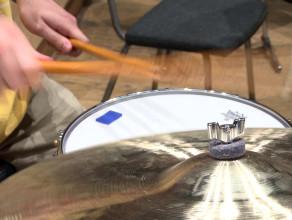 Perkusja to nie tylko bębny