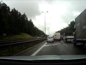 Pomysły drogowców - nowe pasy na obwodnicy