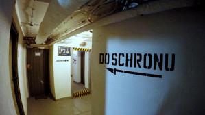 Mini muzeum w gdyńskim schronie