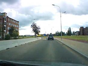 Dojazd do centrum Gdańska z Siedlec z ominięciem Huciska