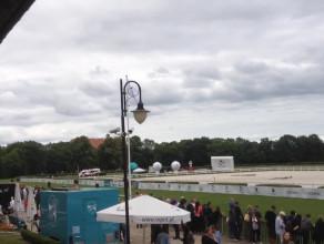 Inauguracja wyścigów konnych 2015 w Sopocie
