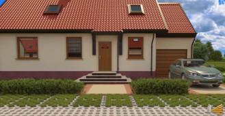 Zakątek Smyka, przyjazne osiedle domów jednorodzinnych od Profesjonal24