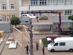 Rozbiórka instalacji Gdynia Design Days