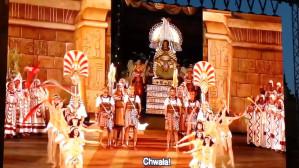 """""""Aida"""" na Targu Węglowym"""