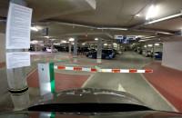 Dojazd do parkingu pod pl. Grunwaldzkim w Gdyni