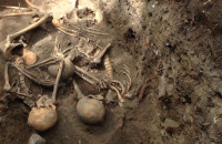Archeolodzy na Cmentarzu Garnizonowym