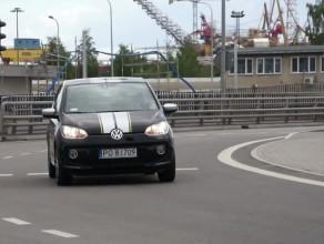 VW Up! Radość nie tylko w terenie zabudowanym