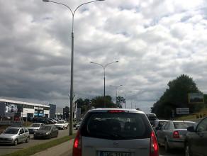 Porażka kierunek do Gdyni zatkany