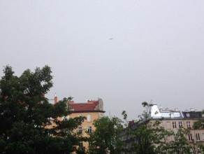 Burza w niedzielę nad ranem w Gdańsku