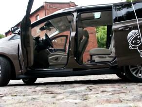 Ford Grand C Max. Poukładana nowość od Forda