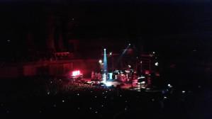 Lenny Kravitz taki nadawał rytm zabawie
