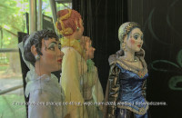 Teatr Marionetek - zaproszenie