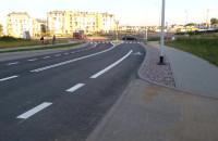 PKM - rondo na dojazdówce przy węźle Jasień już czynne