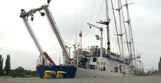 Statek badawczy  powrócił z Arktyki