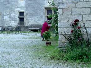 Wizyta na zamku Mareuil