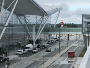 Nowa część terminala na gdańskim lotnisku już gotowa