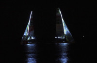 Nocny wyścig ENERGA Night Race w Gdyni