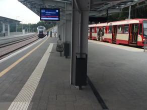 Skomunikowanie tramwaju z PKM-ką