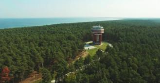 Kronika budowy zbiornika wieżowego w Sobieszewie