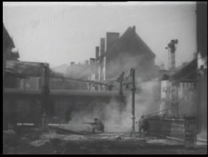 Film ze zdobycia Gdańska, Sopotu i Gdyni przez Armię Czerwoną w 1945 roku
