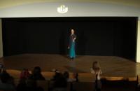 Pokaz flamenco na UG