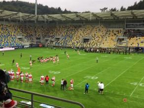 Polska-Belgia w futbolu amerykańskim