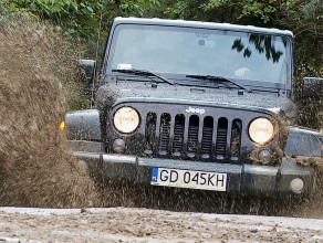 Jeep Wrangler: terenowa legenda
