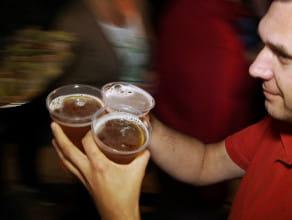 Biesiada piwna Amber Fest 2015
