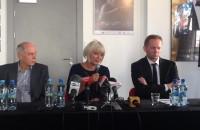Konferencja w sprawie śmierci Marcina Wrony