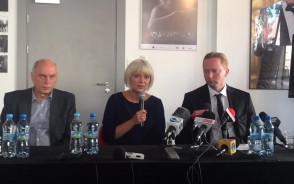 Konferencja w sprawie śmierci Marcina Wrony, część 2