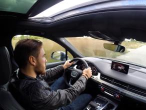 Testy nowego Audi Q7