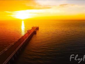 Wschód Słońca - Gdynia Orłowo