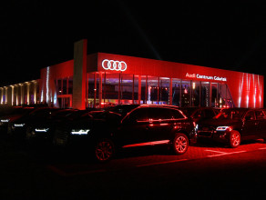 Otwarcie salonu Audi Centrum Gdańsk