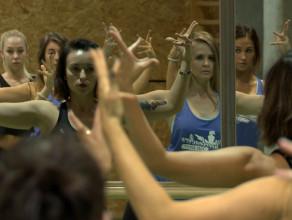 Cheerleaders Flex Sopot witają sezon z nowym repertuarem