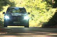 Testy Mercedesa GLE