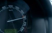 Tak jeździ policja - 180km/h