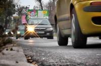 Ulica Sobieskiego w złym stanie technicznym