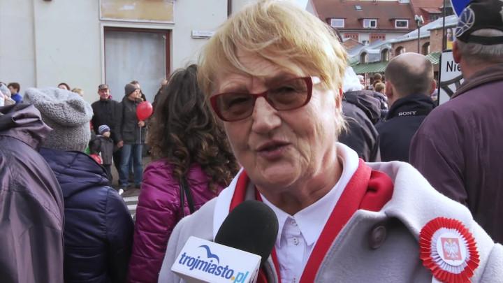 Parada Niepodległości Gdańsk