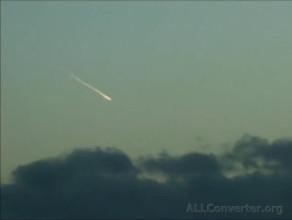 Kolejny meteoroid przeleciał nad Trójmiastem?