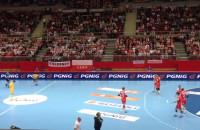 Bramka Roberta Orzechowskiego w meczu Polska - Hiszpania