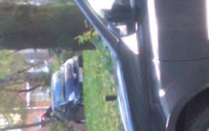 Drzewo na samochodzie