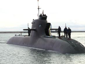 Nowoczesny okręt podwodny U34
