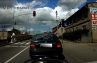 Stop agresji drogowej: czerwone? to nie dla mnie